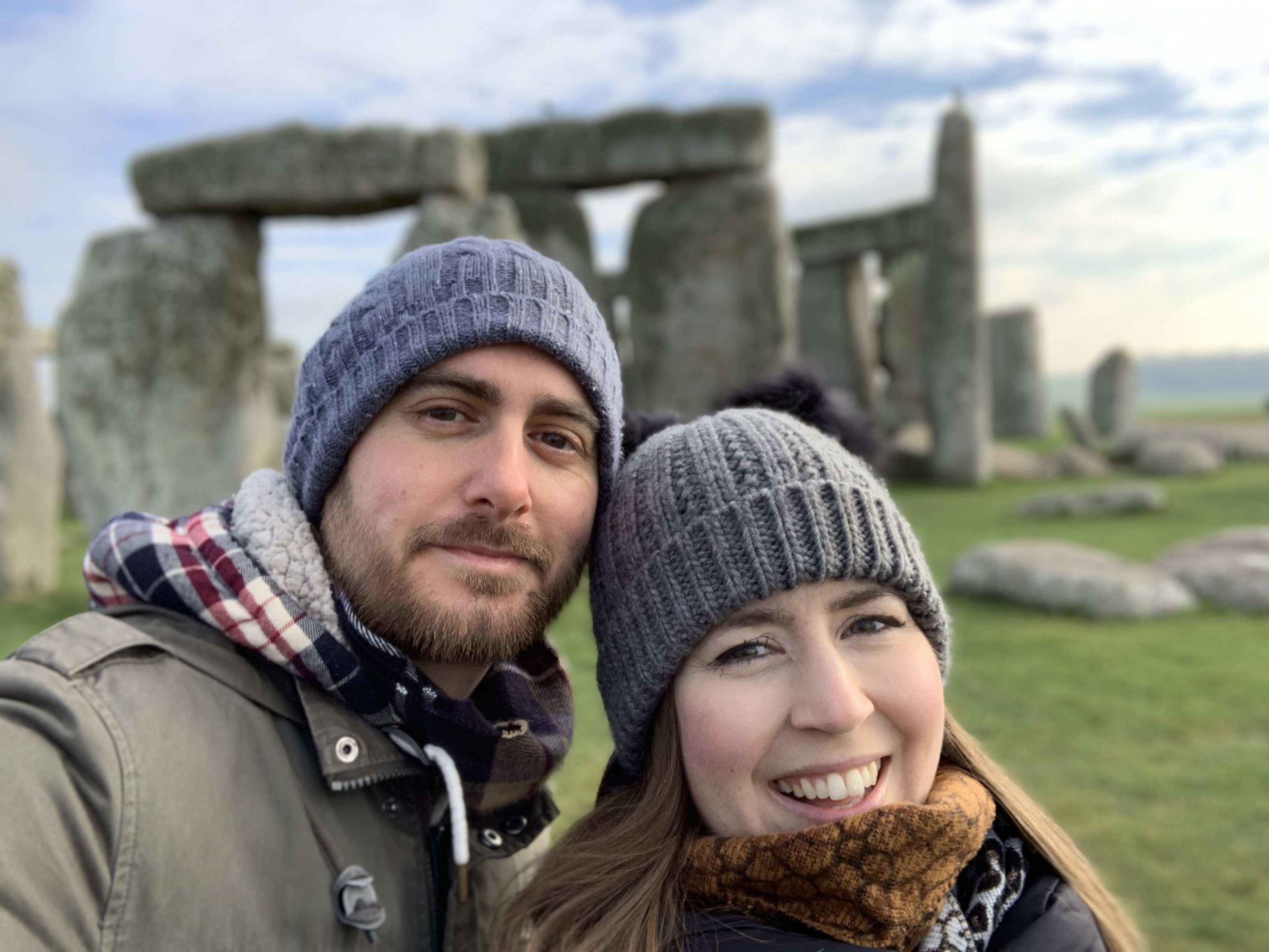 Ticking Stonehenge off the bucket list