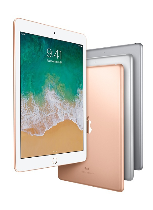Apple introduces new 9.7-inch iPad with Apple Pencil support