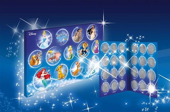 Disney Collectable Coin Advent Calendar