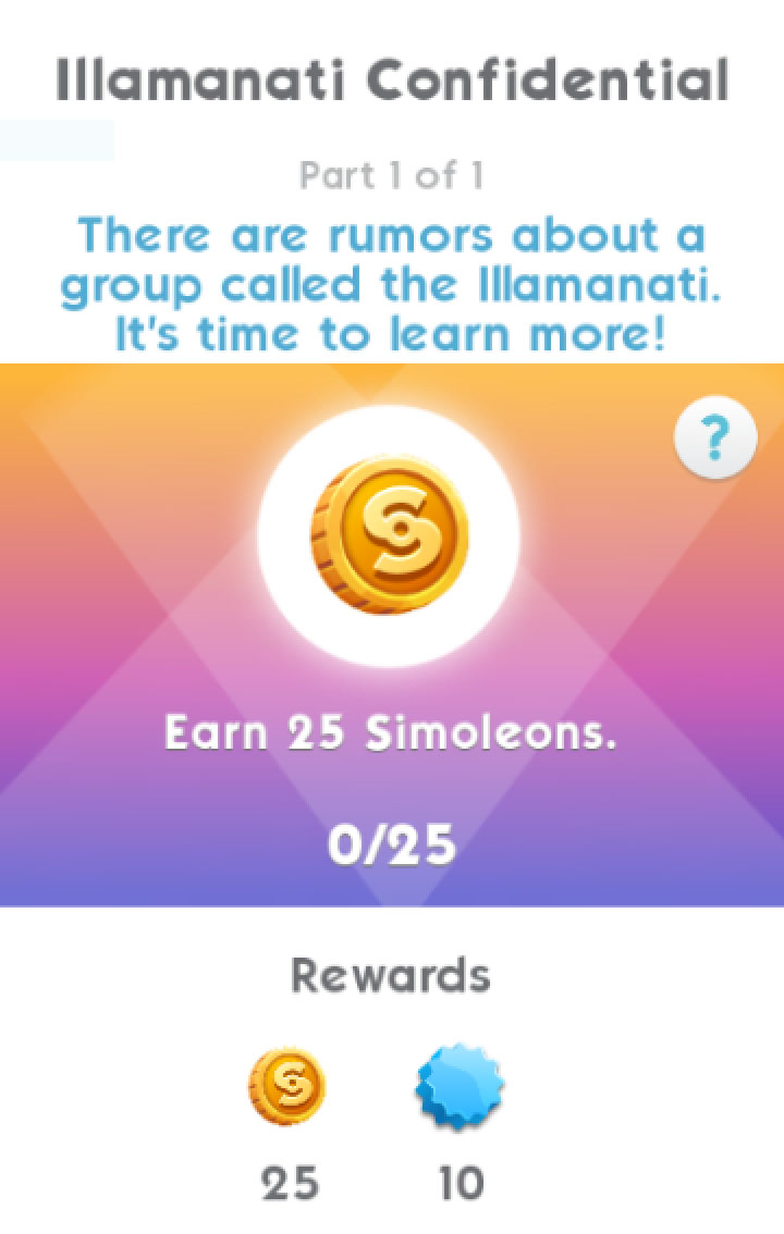 The Sims Mobile Illamanati Quest Walkthrough [Early Access]