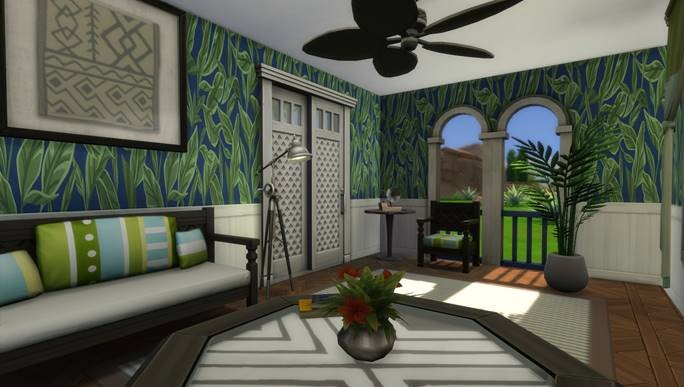 The Sims 4 Patch notes + free Caribbean themed content!